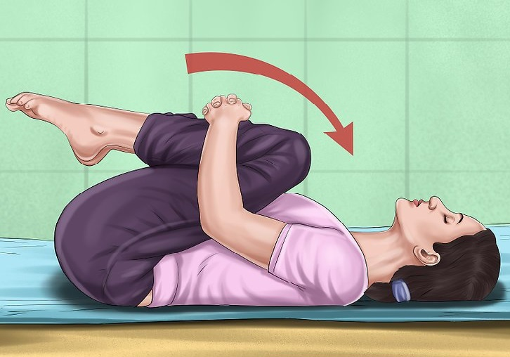 حرکت کششی و نرمش مخصوص برای کاهش دردهای ناشی از سیاتیک