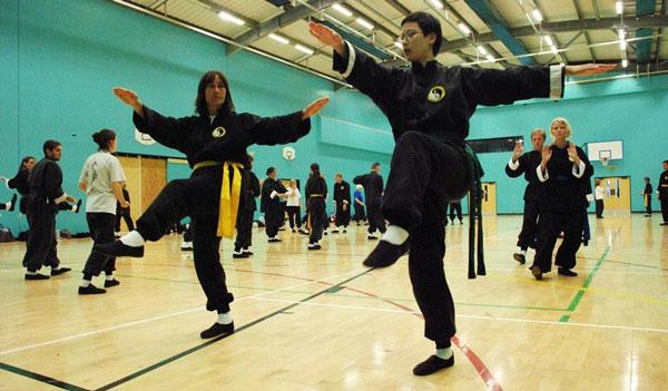 تای چی یکی از معروف ترین سبک های نرم و درونی ووشو است